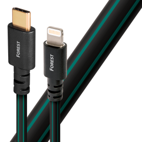 AudioQuest Forest USB C to Lightning
