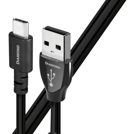 AudioQuest Diamond USB A to C