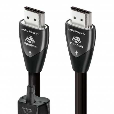 AudioQuest Dragon eARC | 72v DBS HDMI