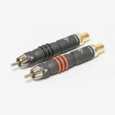 High Fidelity Magnetic RCA Adapters