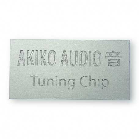 Akiko Audio Equipment Tuning Chip 3D