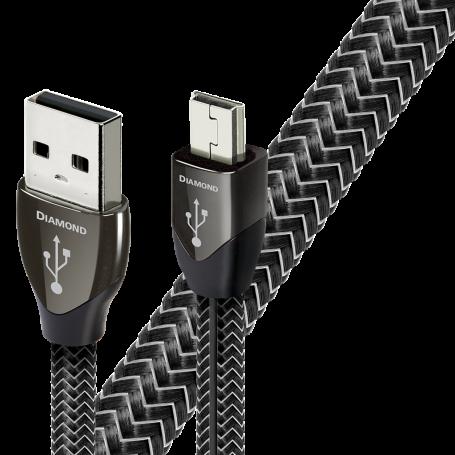 AudioQuest Diamond USB A to Mini
