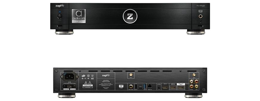 UHD Media Player Mods