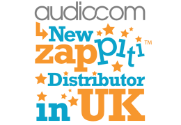 Audiocom AV appointed distributor of Zappiti!