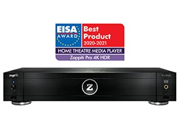 EISA Home Theatre Media Player 2020-2021 Zappiti Pro 4K HDR